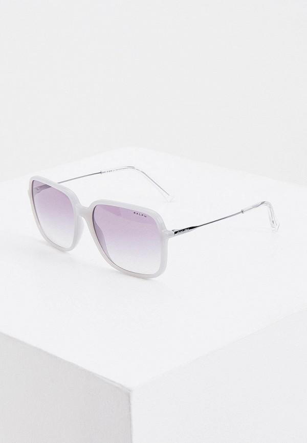 женские солнцезащитные очки ralph ralph lauren, серые