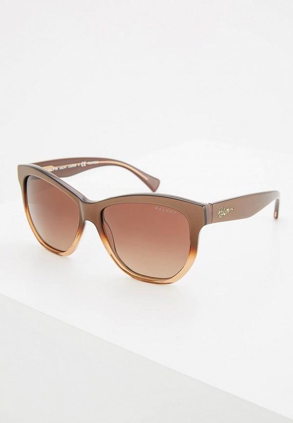 Очки солнцезащитные Ralph Ralph Lauren Ralph Ralph Lauren RA002DWOTB55 очки солнцезащитные ralph lauren очки солнцезащитные