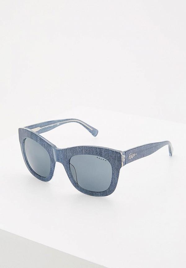 мужские солнцезащитные очки ralph ralph lauren, синие
