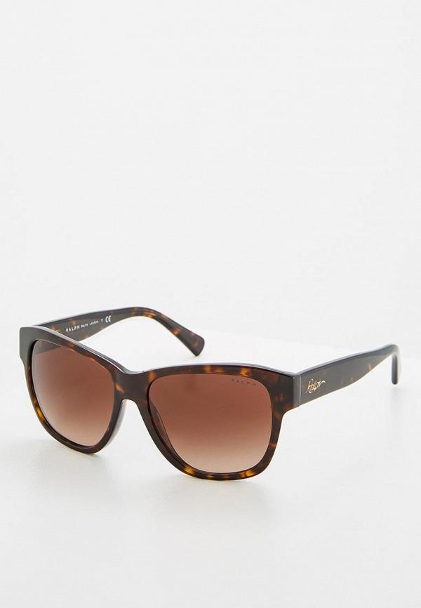 Очки солнцезащитные Ralph Ralph Lauren Ralph Ralph Lauren RA002DWQBZ50 очки солнцезащитные ralph lauren очки вайфареры