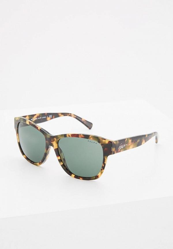 мужские солнцезащитные очки ralph ralph lauren, хаки