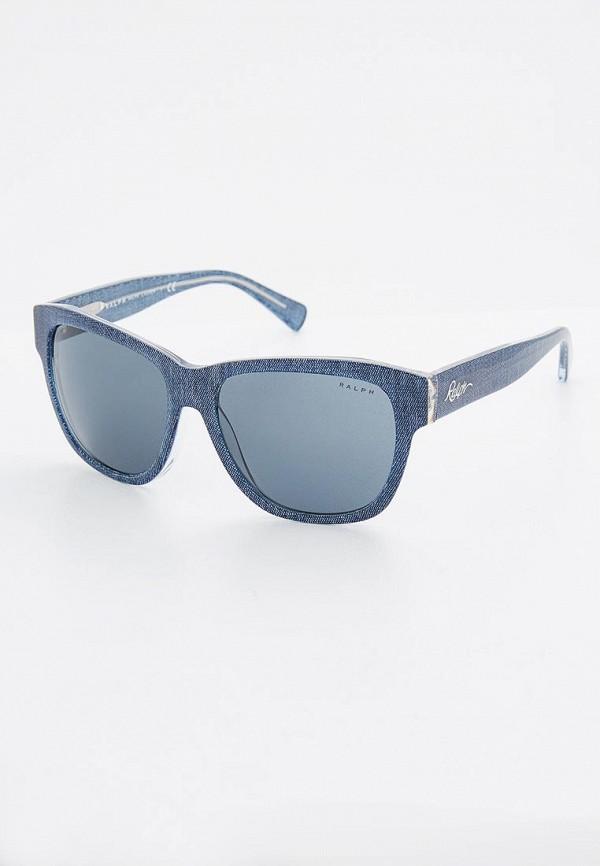 Очки солнцезащитные Ralph Ralph Lauren Ralph Ralph Lauren RA002DWQBZ52 очки солнцезащитные ralph ralph lauren ralph ralph lauren ra002dwotb39