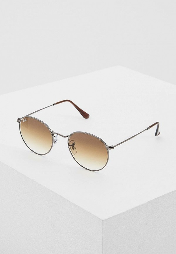 Купить Очки солнцезащитные Ray-Ban® серебрянного цвета
