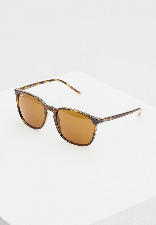 Солнцезащитные очки  коричневый цвета