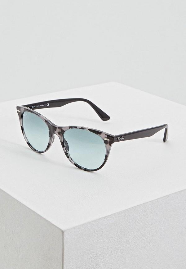 Очки солнцезащитные Ray-Ban® Ray-Ban® RA014DUENBZ1 кардиган mix ray