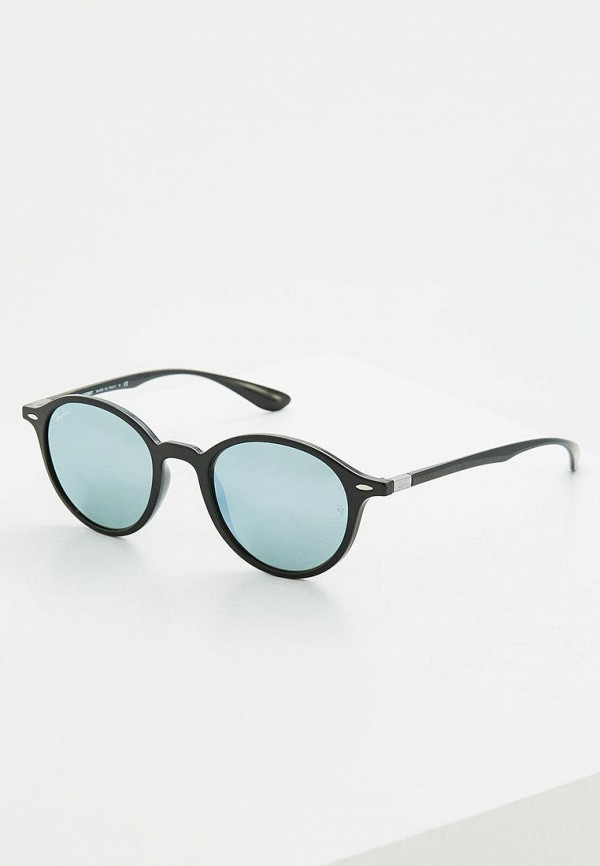 Круглые и овальные очки Ray-Ban