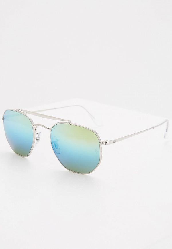 Купить Очки солнцезащитные Ray-Ban®, RB3648 003/I2, ra014duzce88, серебряный, Осень-зима 2018/2019