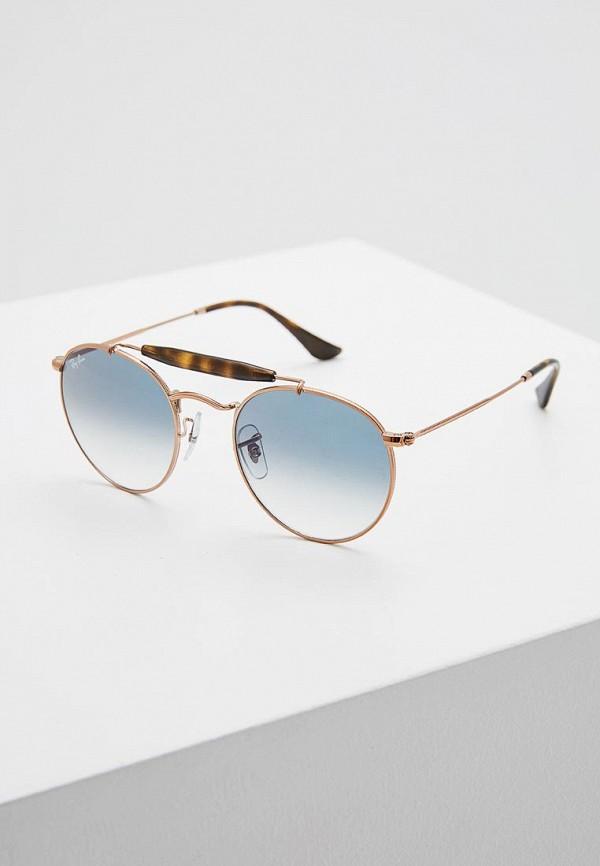 Очки солнцезащитные Ray-Ban® Ray-Ban® RA014DUZCF20 очки ray ban 0rb3016 w0366 51