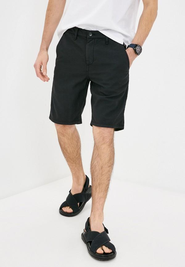 мужские джинсовые шорты rag & bone, черные
