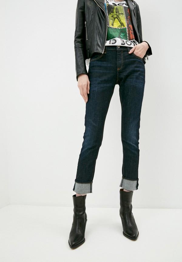женские джинсы rag & bone, синие