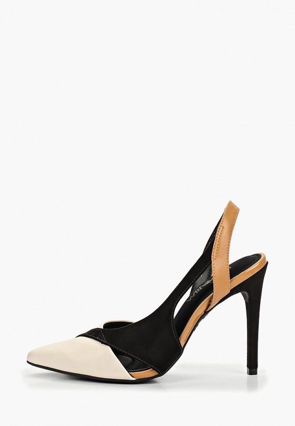 Туфли с открытой стопой Ramarim