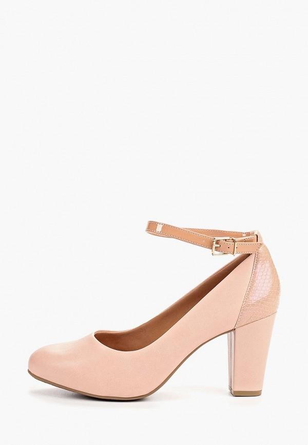 женские туфли ramarim, розовые