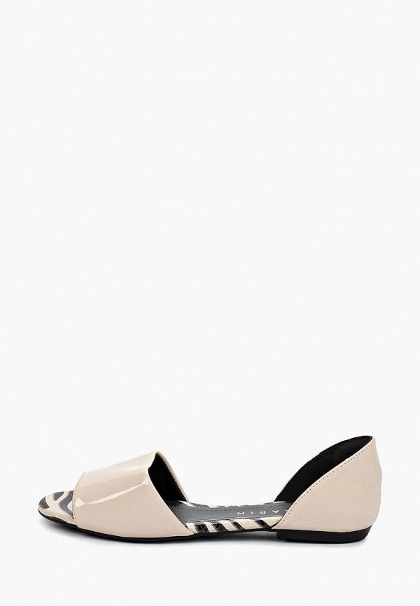 женские туфли ramarim, бежевые