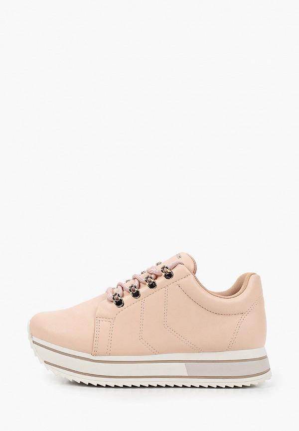 женские кроссовки ramarim, розовые