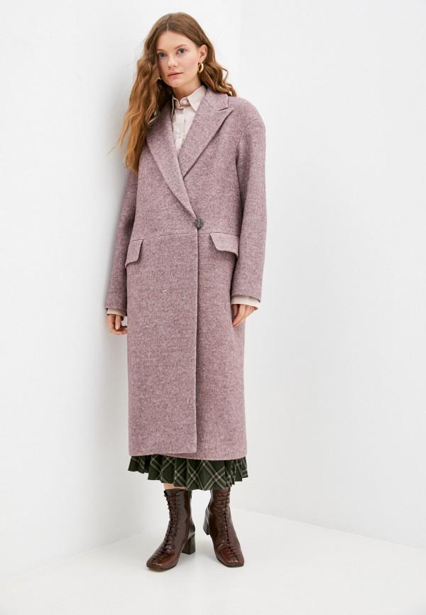 женское пальто rainrain, розовое