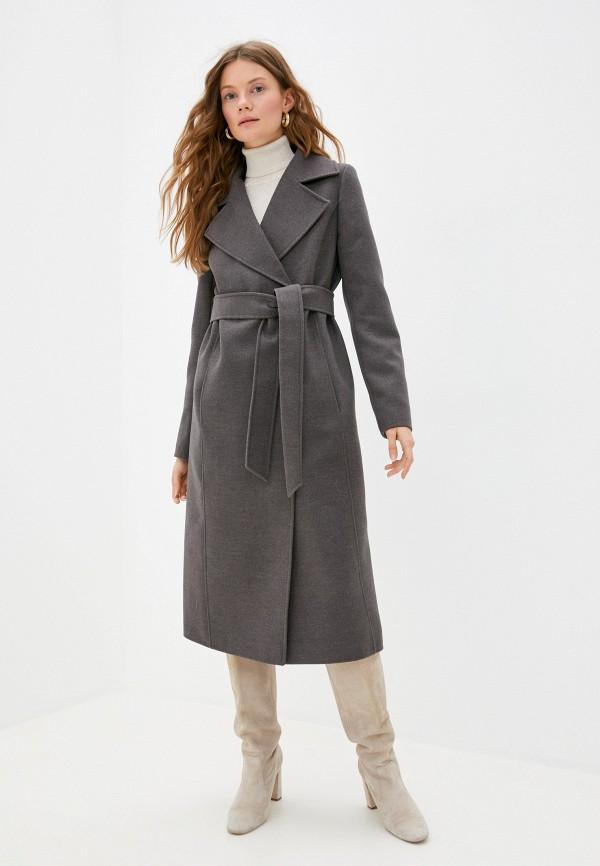 женское пальто rainrain, серое