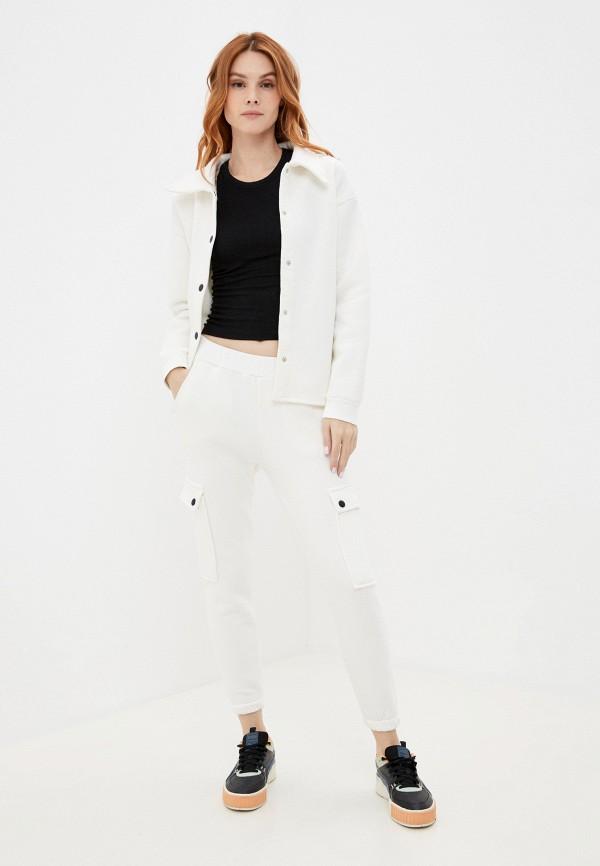 женский спортивный костюм rainrain, белый