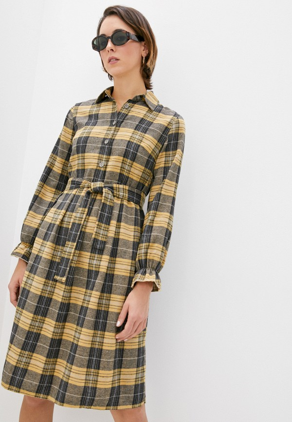 женское платье rainrain, хаки