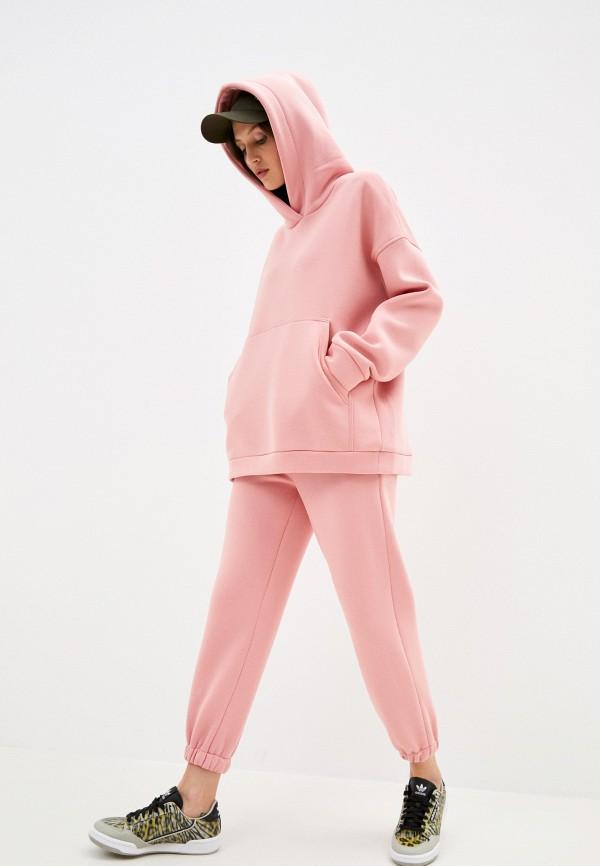 женский спортивный костюм rainrain, розовый