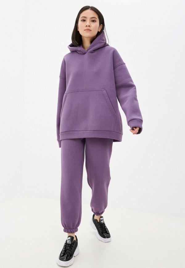 женский спортивный костюм rainrain, фиолетовый