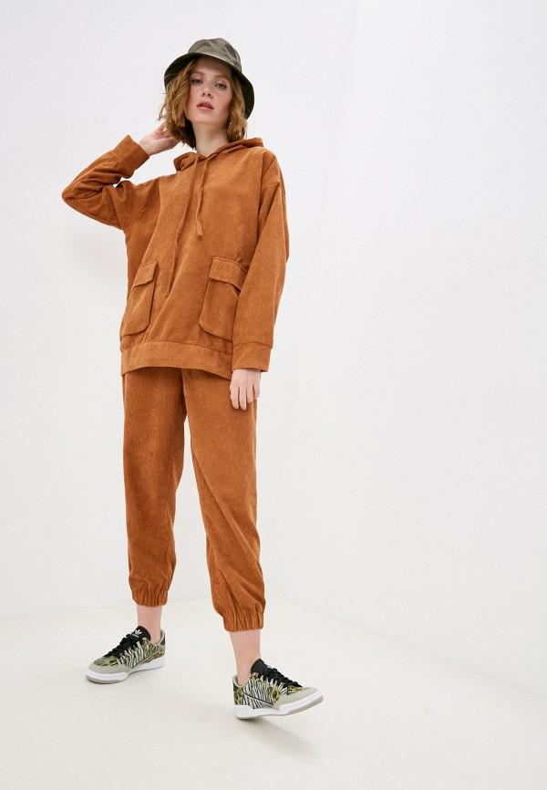 женский костюм rainrain, коричневый