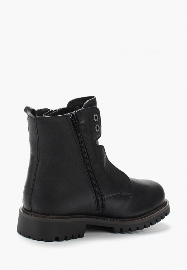 Фото 2 - Ботинки Ralf Ringer черного цвета