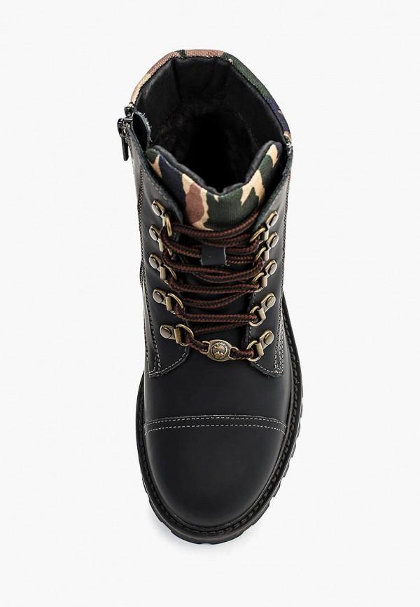 Фото 4 - Ботинки Ralf Ringer черного цвета