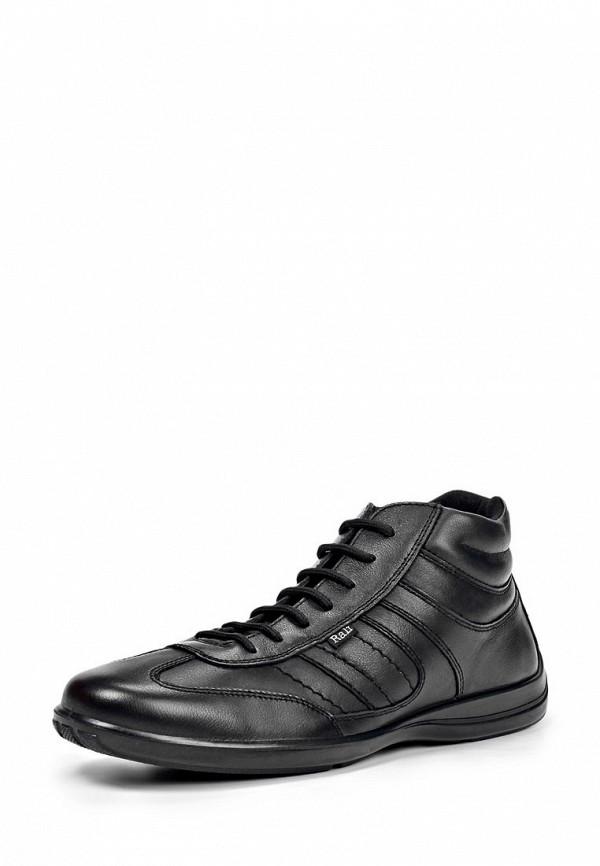 Купить Ботинки Ralf Ringer, RA084AMDA533, черный, Осень-зима 2018/2019