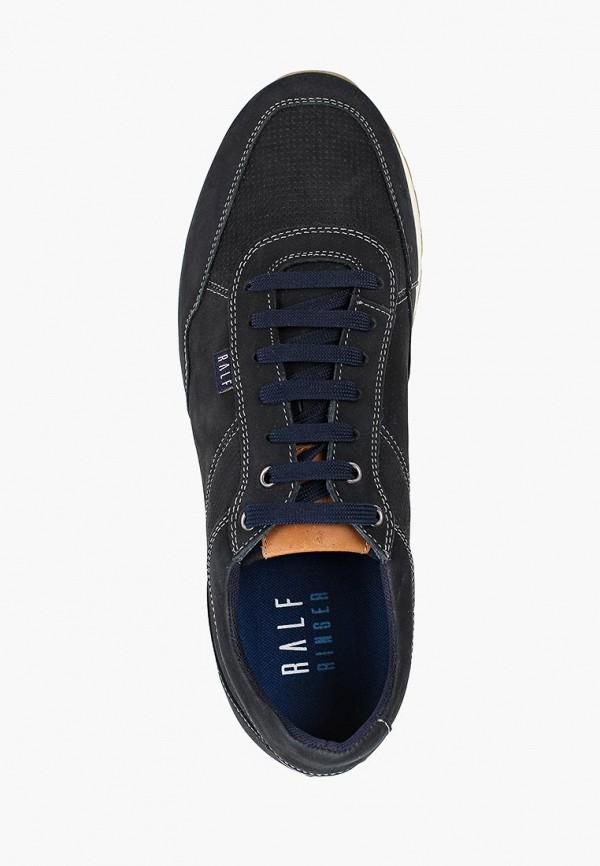 Фото 4 - мужские кроссовки Ralf Ringer синего цвета