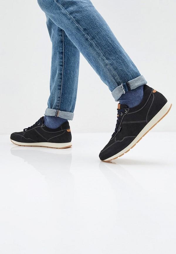 Фото 6 - мужские кроссовки Ralf Ringer синего цвета