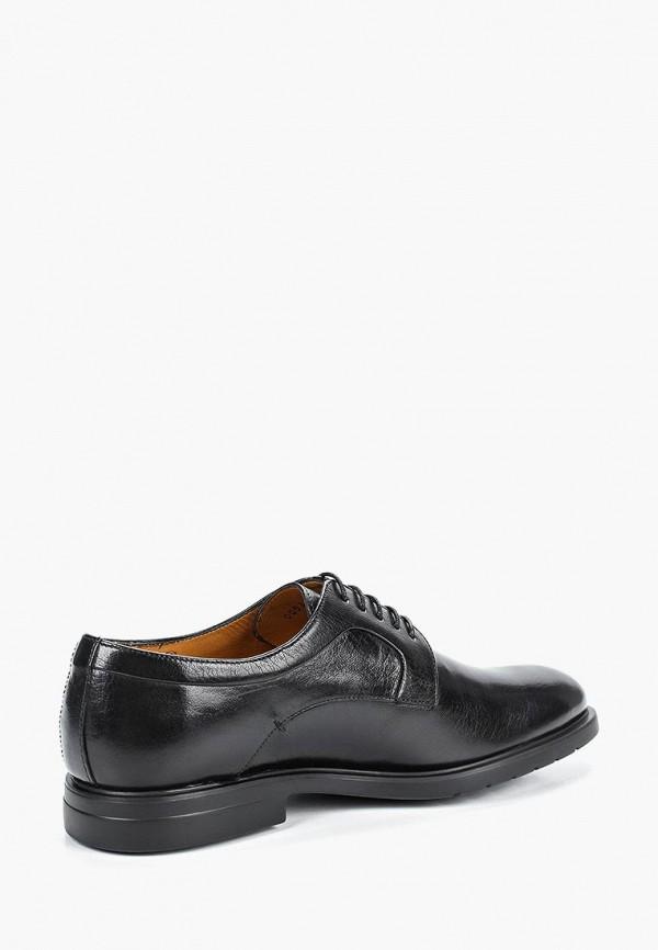 Фото 3 - мужские туфли Ralf Ringer черного цвета