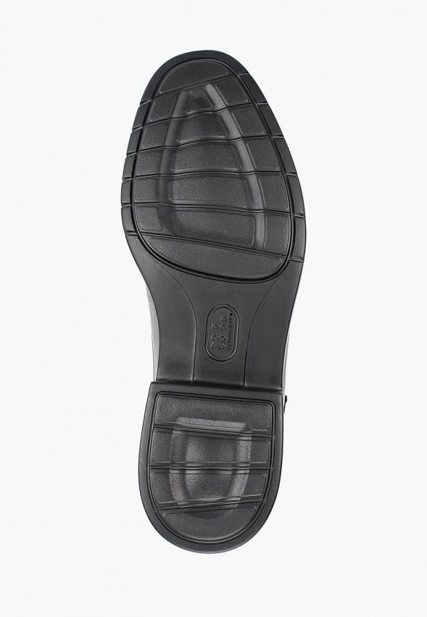 Фото 5 - мужские туфли Ralf Ringer черного цвета
