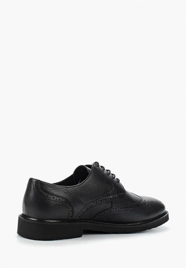 Фото 2 - мужские туфли Ralf Ringer черного цвета