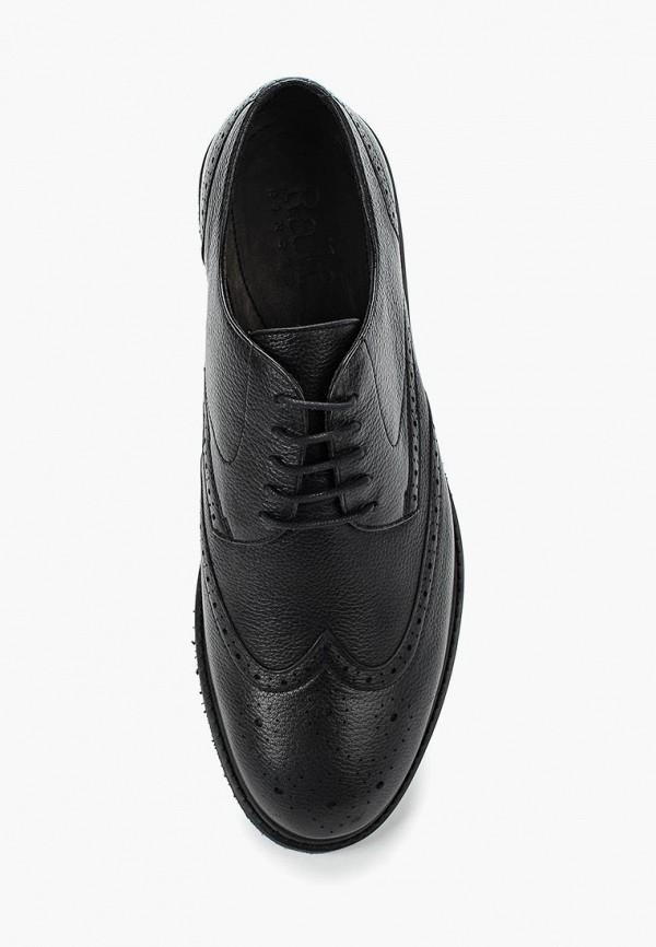 Фото 4 - мужские туфли Ralf Ringer черного цвета