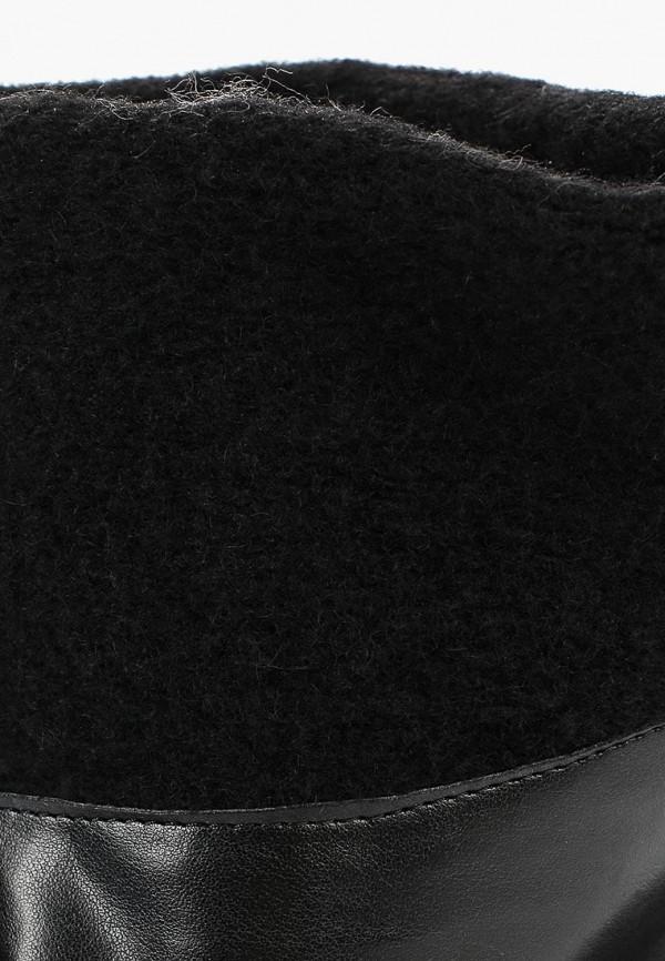 Фото 5 - Женские ботфорты Ralf Ringer черного цвета