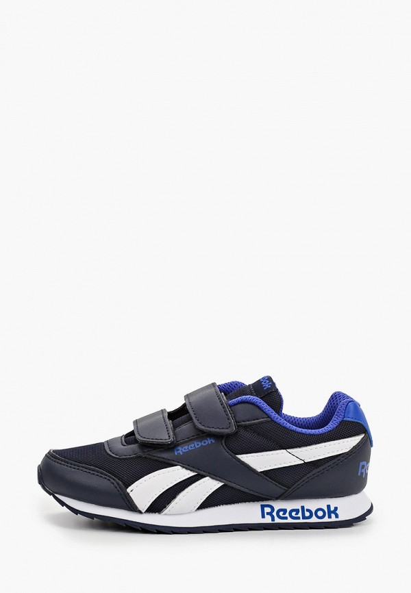 кроссовки reebok classic для мальчика, синие