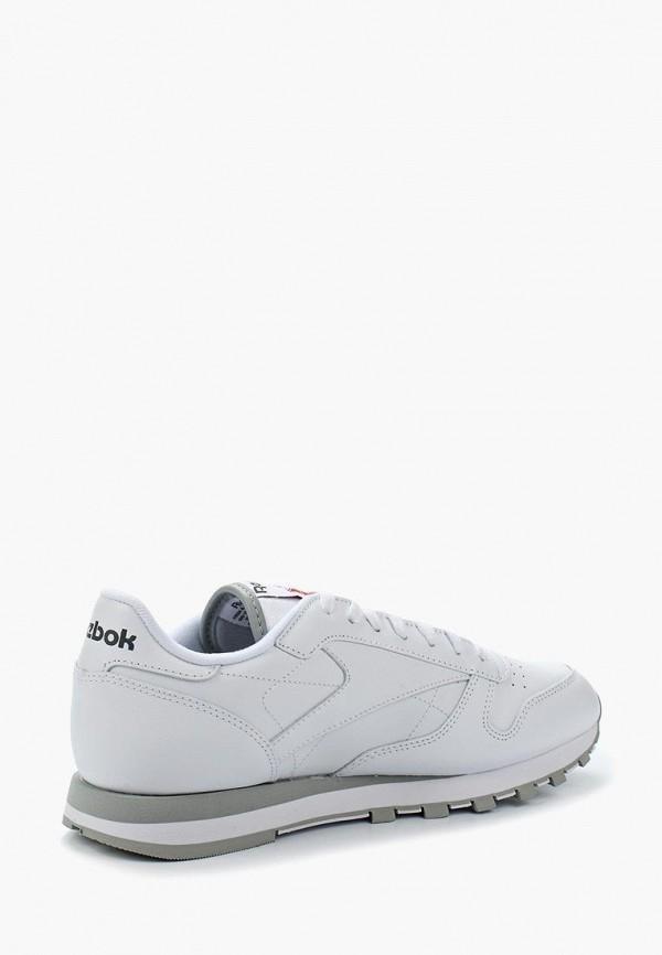 Фото 2 - женские кроссовки Reebok Classics белого цвета