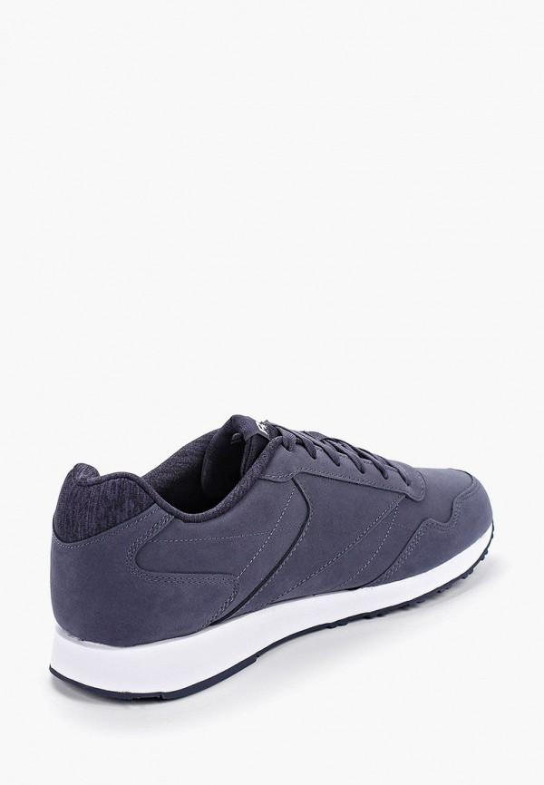 Фото 3 - мужские кроссовки Reebok Classics синего цвета