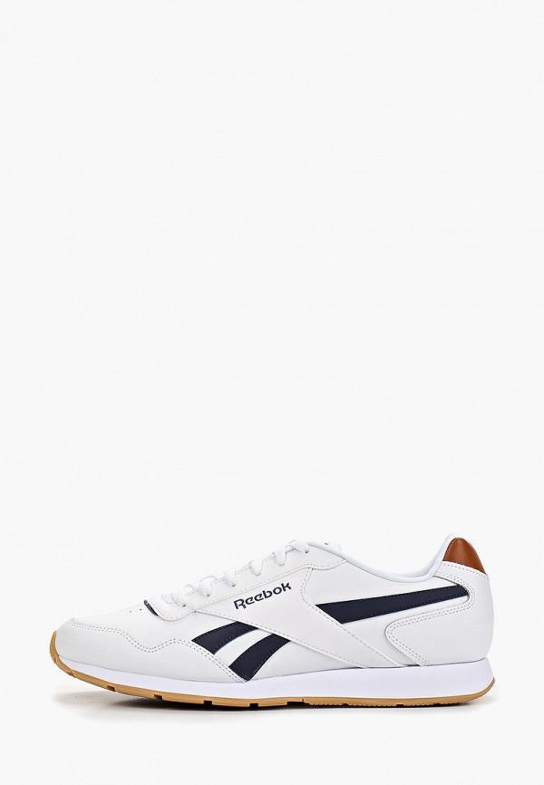 Купить мужские кроссовки Reebok Classics белого цвета