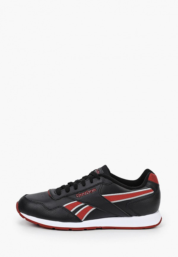 мужские кроссовки reebok classic, черные