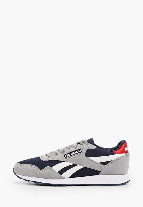 мужские кроссовки reebok classic, разноцветные