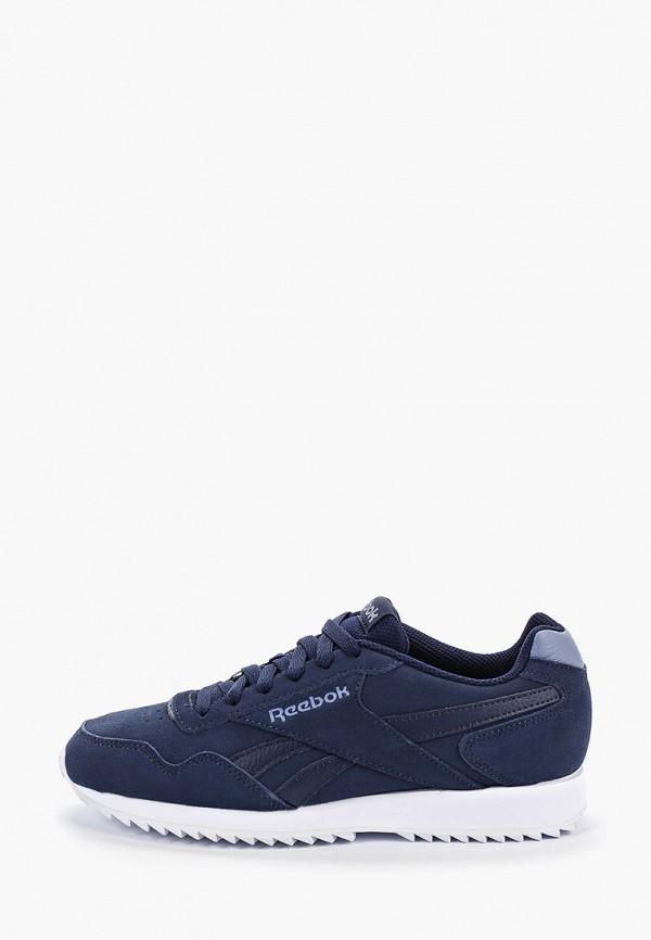 Купить мужские кроссовки Reebok Classics черного цвета