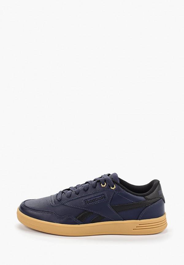 Купить мужские кроссовки Reebok Classics синего цвета
