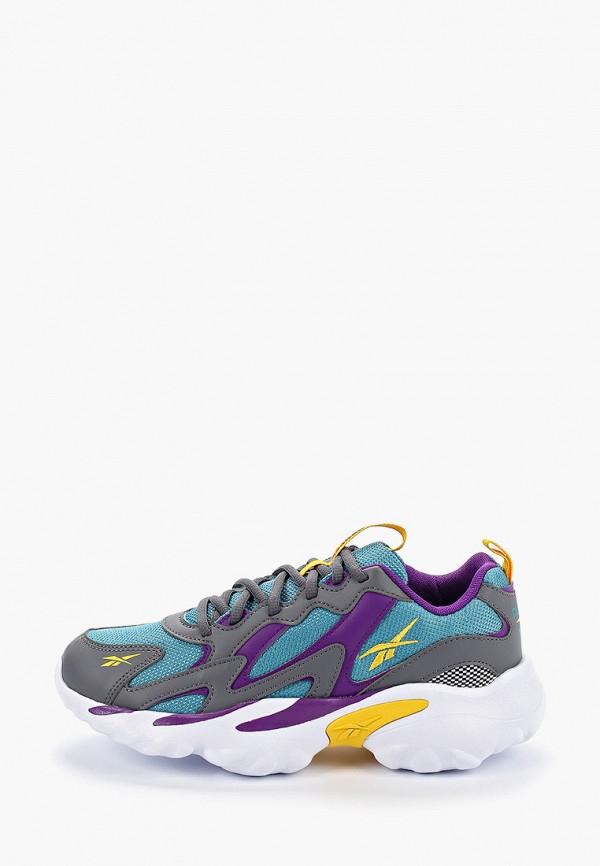 женские кроссовки reebok, разноцветные