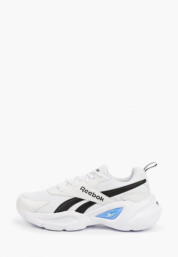 женские кроссовки reebok, белые
