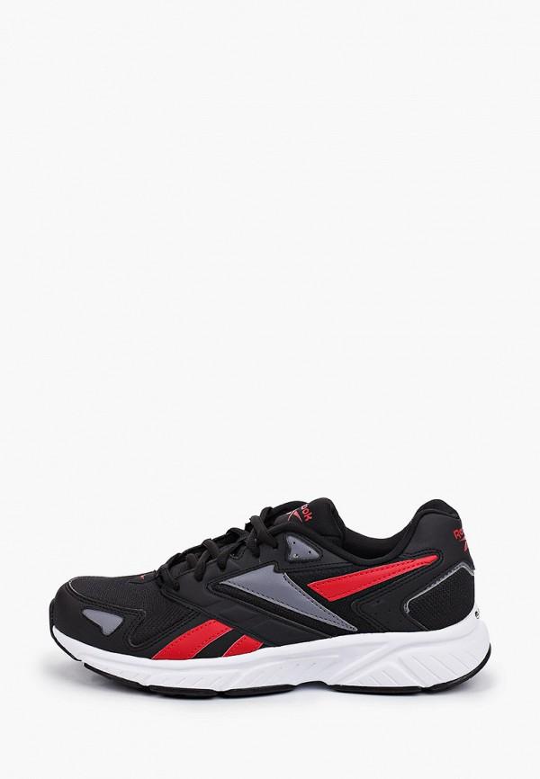 женские кроссовки reebok classic, черные