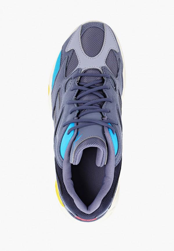 Фото 4 - женские кроссовки Reebok Classics синего цвета