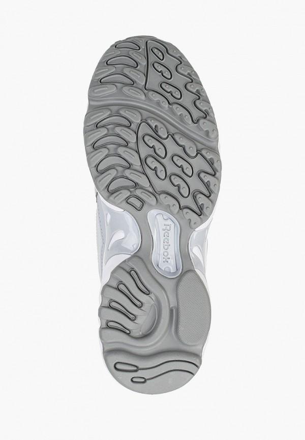 Фото 5 - женские кроссовки Reebok Classics серого цвета
