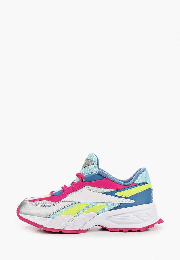 женские кроссовки reebok classic, разноцветные