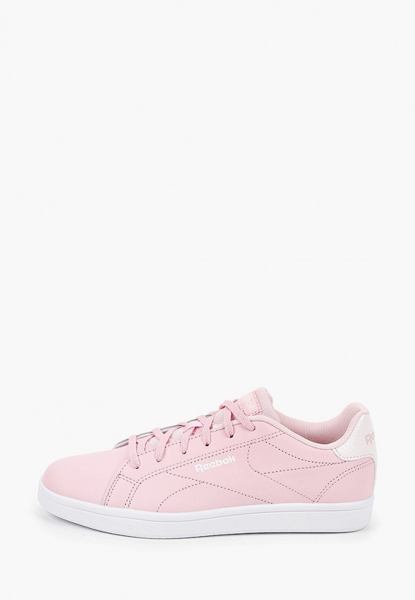 женские кеды reebok classic, розовые
